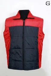 Polyester Men Corporate Sleeveless Jacket