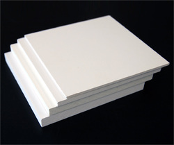 White & Multicolor PVC Sheets