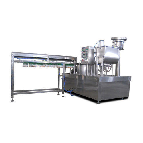 Pouch Capping Machine