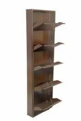 Wall Mounted Metal Shoe Rack