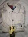 Plain Mens Stylish Cotton Shirt