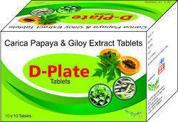 Carica Papaya & Giloy Extract Tablets