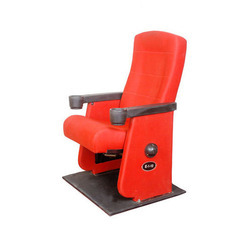 Premium Push Back Auditorium Chair