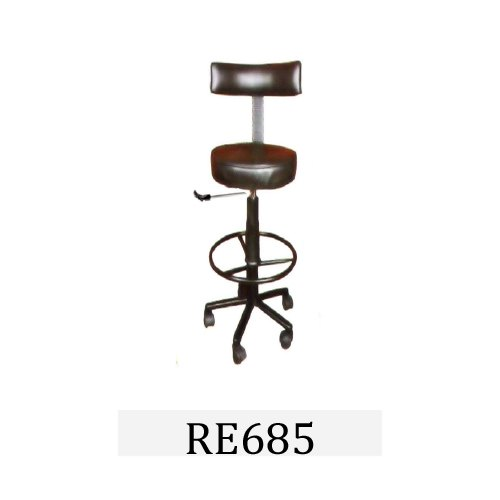 Amazing Backrest Counter Bar Stool Pabps2019 Chair Design Images Pabps2019Com