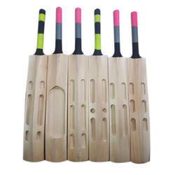 Kashmir (Indian) Willow Scoop Kashmiri Tennis Cricket Bat