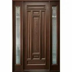 Polished Wooden Designer Door