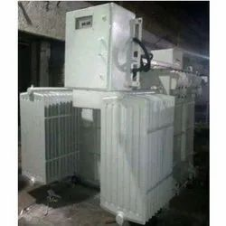 1500 A Three Phase Oil Cooled Variable Auto Transformer
