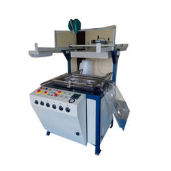 Sonni Automatic Thermocol Plate Making Machine, Capacity: 20-25 pcs/min