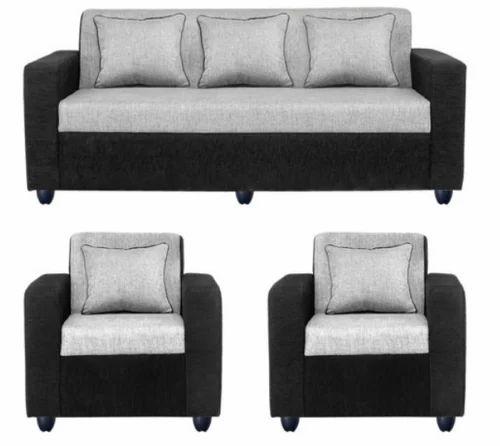 Super Fabric Sofa Sets Bharat Lifestyle Bls Tulip Seater Sofa Machost Co Dining Chair Design Ideas Machostcouk