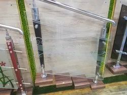 Stair Glass Railing Fitting