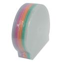 Multi Colour CD Case