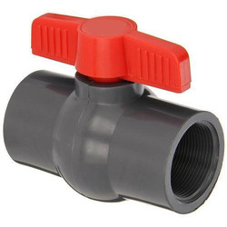 Two Channel Plastic Ball Valve