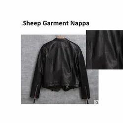 Sheep Garment Nappa Leather