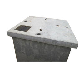 Industrial Concrete Water Tank