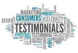 Client Testemonials