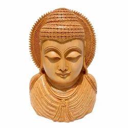 Buddha Embossed Statue