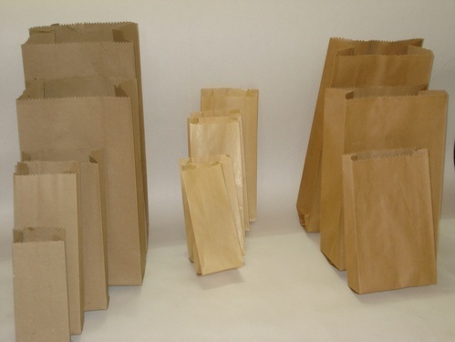 All Size Food Grade Paper Bags