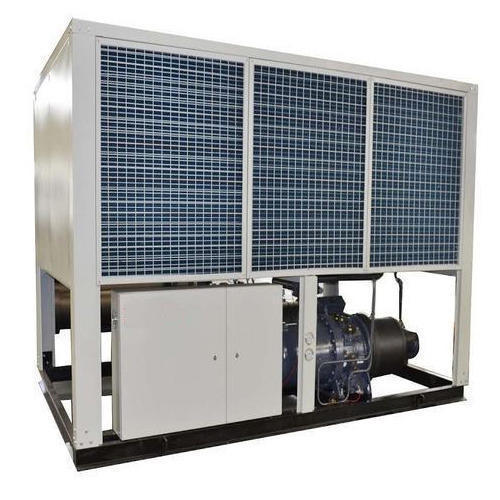 Automatic Mild Steel Industrial Water Chiller 60 Ton