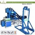 Automatic Fly Ash Bricks & Block Making Machinery With Auto Stacker