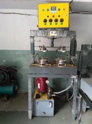 Hydraulic Four Die Paper Plate Machine