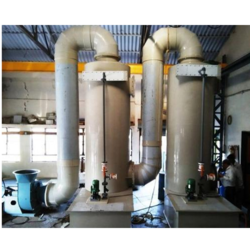 Fume Absorption Tower Scrubber System