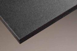 Black Hard Foam Sheet, For Mattress