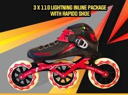 3 x 110 Inline Package with Raido Shoe