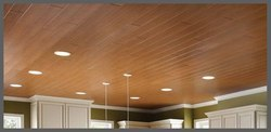 Water Proof And Durable Coating PVC False Ceiling