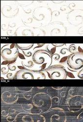 539 (L, H) Hexa Ceramic Tiles Glossy Series