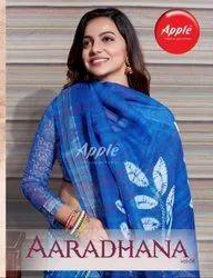 Apple Aaradhana Vol-6 Digital Printed Saree