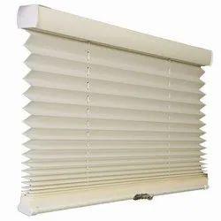 White PVC Blind