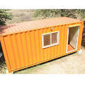 Container Office Fabrication