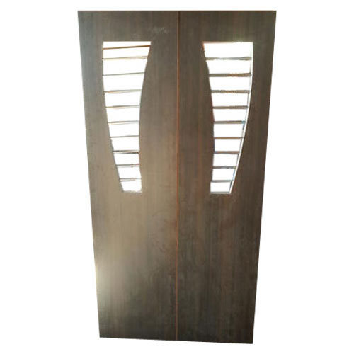 Wood Hinged Safety Door