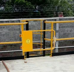 Industrial Expandable Safety Gate