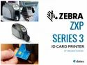Zebra Zxp Series 3  - Dual Sided Card Printer