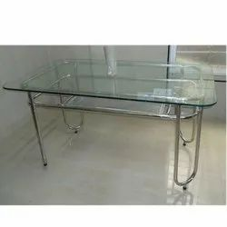 SS Frame Dinning Tables