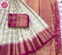 Naylon silk saree