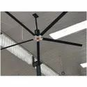 Industrial AC HVLS Fan