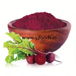 GJ Foods Spray Dried Beetroot Juice Powder, Packaging Size: 20 Kg