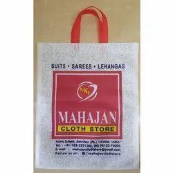Printed Loop Handle Carry Bags