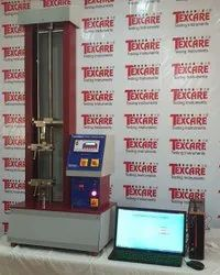 Plastic Tensile Strength Testing Machine