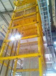 Warehouse Hydraulic Goods Lift
