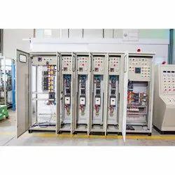 Motor Control Center Panel, Operating Voltage: 220-240V