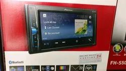 Touch Screen Car System