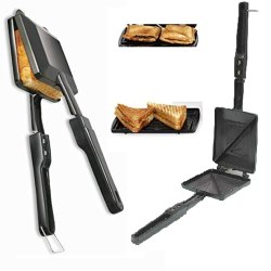 KPNG None Stick Gas Sandwich Toaste, For Personal, Toasting