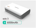Romoss 6000 MAH Power Bank