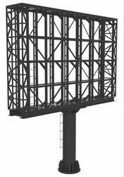 unipoles hoarding structures
