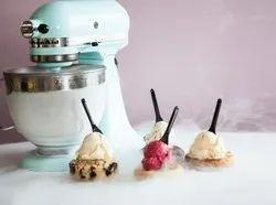 Nitrogen Ice Cream Machine