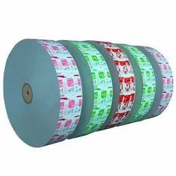 Printed Paper Roll, GSM: 120 - 150 GSM