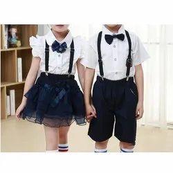 Cotton School Uniform, Packaging Type: Packet